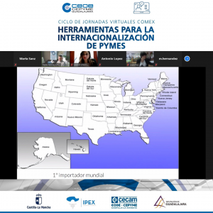 Finaliza un nuevo ciclo de jornadas de comercio exterior de CEOE-Cepyme