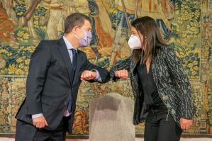 Bárbara García Torijano ya ejerce como nueva consejera de Bienestar Social