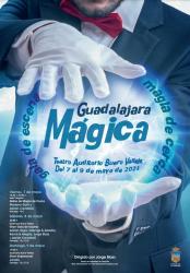Los mejores magos del mundo estarán en 'Guadalajara Mágica 2021'