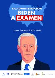 Los primeros 100 días de la administración Biden, a examen en la Cátedra Manu Leguineche