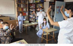 El Hospital recuerda en el Día Mundial de la Higiene de Manos la importancia de un gesto tan sencillo