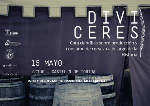 Dos catas científicas de cervezas históricas en el CITUG
