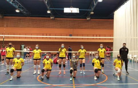 El Salesianos Guadalajara se jugará en casa el Campeonato de Castilla-La Mancha de Voleibol Juvenil Femenino