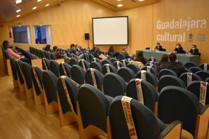 Reunión con el sector audiovisual y del cine para elaborar el Plan Estratégico de Cultura