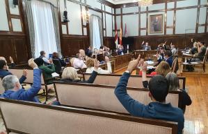 Diputación ayudará con 590.000 euros a arreglar caminos forestales para la prevención de incendios