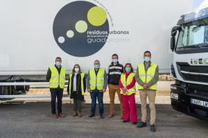 El Consorcio de Residuos incorpora nueve vehículos de transporte, con una inversión de 430.000 euros