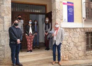 La Junta felicita a docentes y alumnado del aula de Persona Adultas de Pastrana por su trabajo