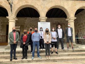 El FabLab itinerante cierra su experiencia piloto en Sigüenza