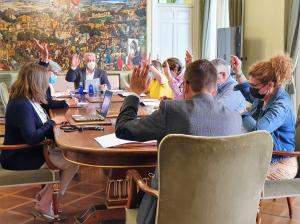 Diputación ayuda con 200.000 euros a restaurar obras de arte en diez templos y edificios de la Diócesis