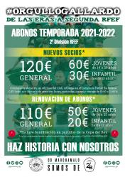 El CD Marchamalo inicia la campaña de abonados para su histórico debut en Segunda RFEF