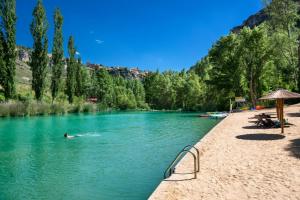 Guadalajara tiene para este verano siete zonas autorizadas para el baño de interior