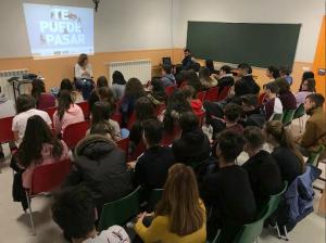 Diputación llevará cursos de prevención de accidentes de tráfico a los institutos