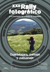 """""""Guadalajara, paisaje y paisanaje"""", nuevo Rally Fotográfico de la APG"""
