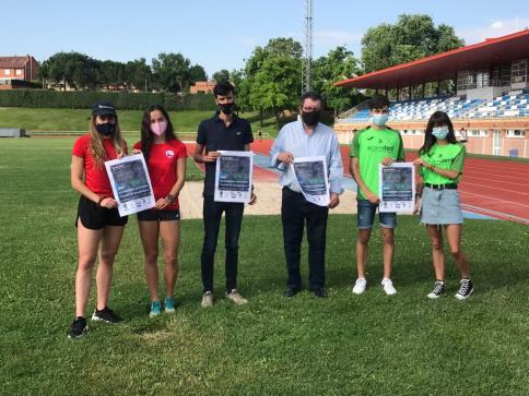 Más de 300 atletas en la XX Reunión de atletismo 'Ciudad de Guadalajara'