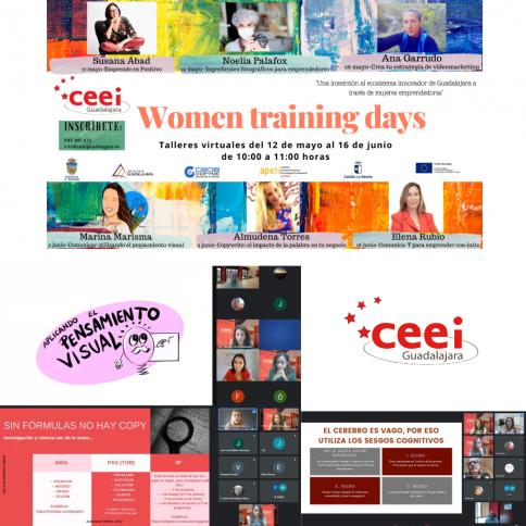 El CEEI Guadalajara se convierte en referencia del emprendimiento femenino