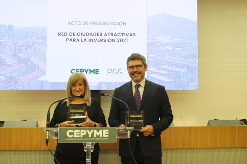 Guadalajara y Torija son reconocidas como ciudades más atractivas para la inversión