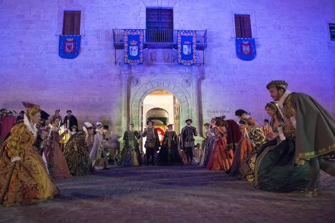 El Festival Ducal de Pastrana estrena este viernes su condición de Fiesta de Interés Turístico Regional