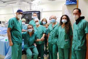 El Hospital amplía su cartera de servicios en Hemodinámica al incorporar nuevas técnicas