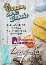 Concierto de la Banda de Música de Diputación este domingo en Los Manantiales