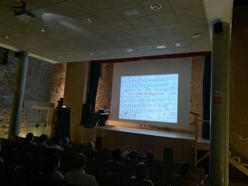 Brillante XVI Ciclo de Conferencias de Archivo en Sigüenza