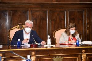 Nuevas ayudas de Diputación para inversiones municipales por importe de 4.800.000 euros