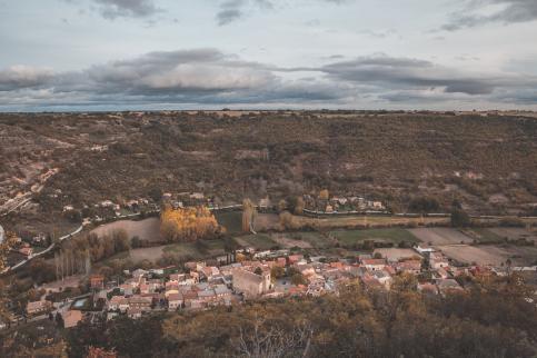 El Valle del Río Ungría, un 'oasis' natural en La Alcarria