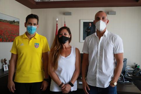 Quer y el CD Salesianos firman un convenio para lanzar las Escuelas Deportivas Municipales de fútbol
