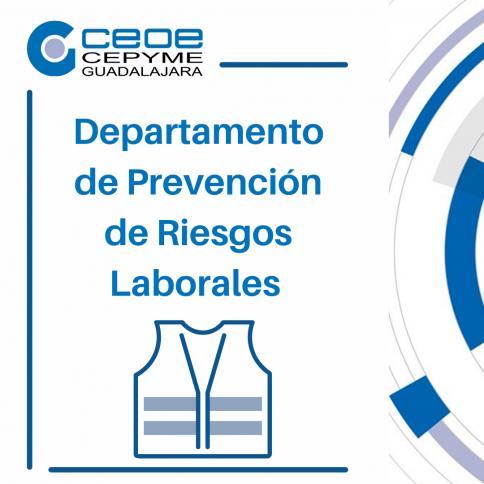 CEOE-Cepyme ha asesorado a 225 empresas sobre prevención de riesgos laborales en los últimos seis meses