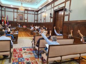 La Diputación aprueba su Cuenta General de 2020