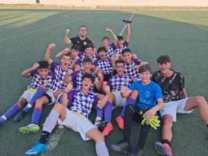 El cadete del Atlético Guadalajara se impone en el torneo de Yeles