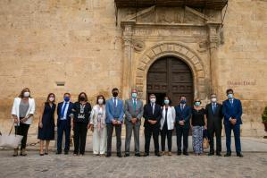 La UAH cede a la Junta el Palacio Ducal de Pastrana para que lo convierta en hospedería