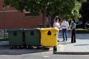 Azuqueca va a instalar 16 contenedores soterrados por un importe de 99.273,94 euros