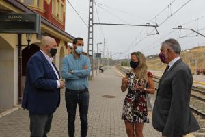 El próximo lunes volverán las frecuencias de los trenes de antes de la pandemia