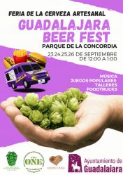 Guadalajara tendrá su propia Feria de Cerveza Artesanal