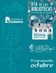 La biblioteca municipal 'Suárez de Puga' celebra su tercer aniversario con actividades por el Día de las Bibliotecas