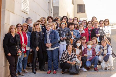 Asociaciones de mujeres de la Alcarria se unen en Trillo para compartir ideas