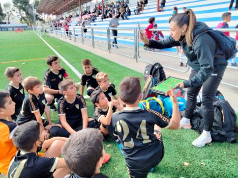 El Atlético Guadalajara busca nuevos entrenadores y ayudantes para sus equipos de fútbol base