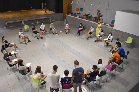 El Espacio TYCE vuelve a activarse con más de 20 talleres y alquiler de espacios para jóvenes