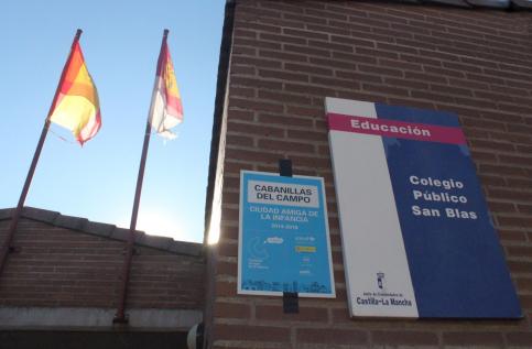 """Cabanillas exige a Nedgia que conecte """"de una vez por todas"""" suministro de gas del CEIP San Blas"""