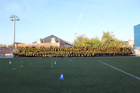 El Salesianos retoma su tradicional inauguración de la temporada con número récord de deportistas